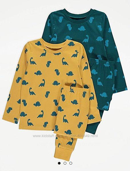 Дитячі піжамки Джордж в наявності від 18 міс до 6 років