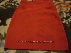 Симпатичная красная юбочка