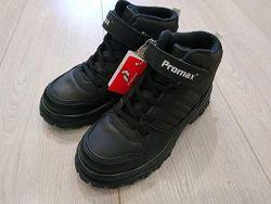 Утеплённые Деми ботинки Promax 34