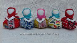 Подарок-оберег в дом --Хозяйка-Благополучница-- Кукла-мотанка. Handmade.
