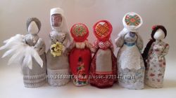 Кукла-мотанка  Берегиня Handmade. Оберег и подарок в дом.