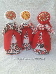 Handmade. Берегиня Кукла-мотанка подарок-оберег в дом. Handmade.