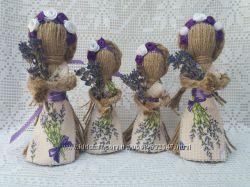 Handmade. Кукла-мотанка  ---Берегиня---  Оберег в дом. Подарок.
