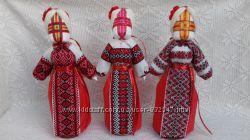Подарок-оберег в дом --Берегиня-- Кукла-мотанка. Handmade.