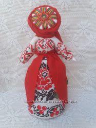 Кукла-мотанка Берегиня Handmade. Рост различный, под заказ