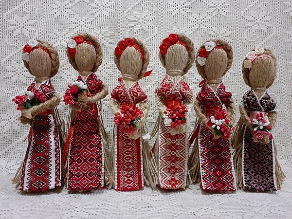 Нandmade. Лялька-мотанка Берегиня Зріст 15, 18, 22, 26, 10, 30-120 см.