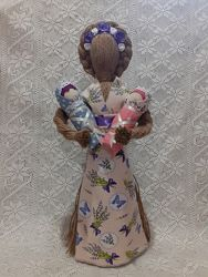 Handmade. Берегиня, рост 30-40-50-60-90-120 см. подарок, оберег, мотанка