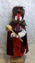 Handmade. Козак, подарок, оберег, мотанка, кукла.