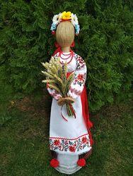 Handmade. Берегиня, рост 87 см. подарок, оберег, мотанка, кукла.
