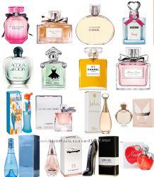 Номерная парфюмерия. Класса А. Стойкие, шлейфовые.