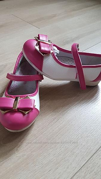 Туфли, туфельки М&М р. 28 17, 2см Состояние новых