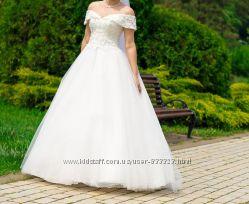 Продается свадебное платье бу. Киев, Теремки-1.