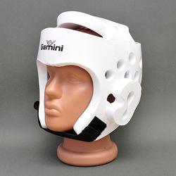 Шлем для Taekwondo белый тхэквондо