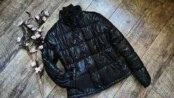 Mexx- коричневая куртка на силиконе куртка пуховик-m-l-ка