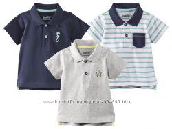 Стильные футболочки для мальчиков Lupilu   Германия