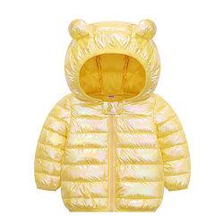 Яркие курточки-мишки для девочек