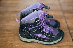 Ботинки деми Камик 25 размер. -  16 см по  стельке Kamik