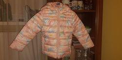 Куртка осенняя деми на девочку Лупилу