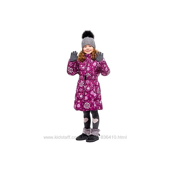 HUPPA YACARANDA 12030030 пальто зимнее р 122-170 Расцветки