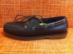 Timberland топсайдер-туфли-мокасины 42 размер 27 см.
