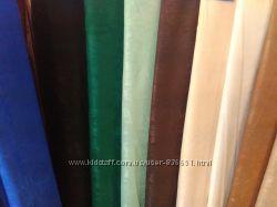 Ткань для штор с переливом СОФТ  мраморныйя, пошив и дизайн