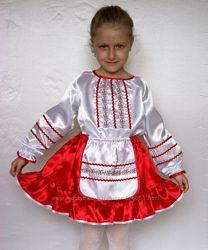 Прокат карнавального костюма Украиночка или Украинка