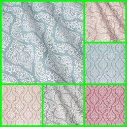 Хлопковая ткань для штор, скатертей, римских штор, покрывал  пошив и дизайн