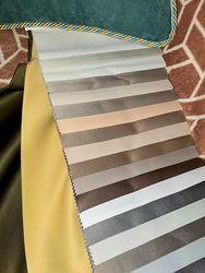 Ткань для штор и римских штор двухсторонний блекаут, 320 см дизайн и пошив