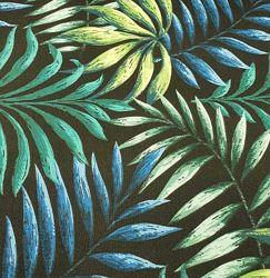 Ткань для штор, римских штор, скатертей и покрывал Тропики, пошив и дизайн