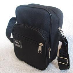 Сумка мужская Wallaby через плечо на пояс барсетка сумки 8w2661 черная