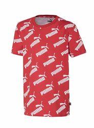 Puma модная футболка для мальчиков