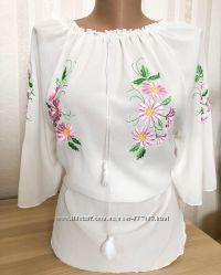 Вишиті блузи