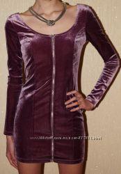 Клубное мини-платье h&m