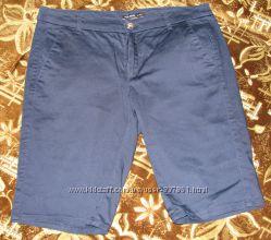 Тёмно-синие шорты Mango