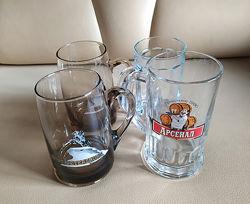 Продам пивные бокалы 0.5 литра
