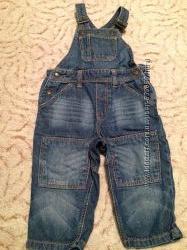 Джинсы и джинсовые комбезы