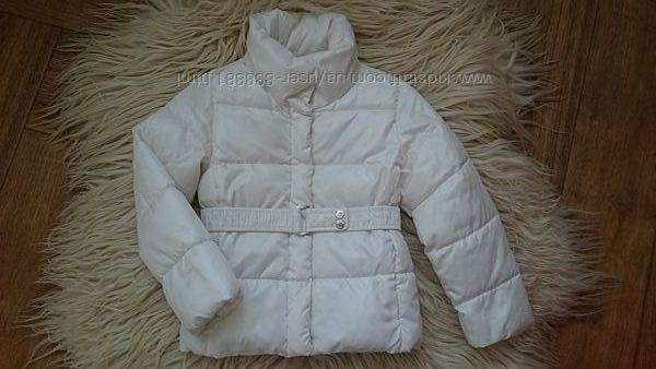 Фирменная куртка Geox на 3-4 года