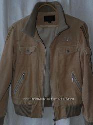 женская вельветовоя курточка