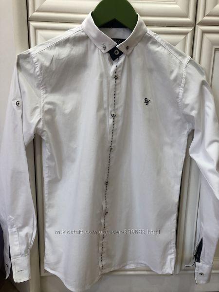 Красивая рубашка Е&Н Турция 164 см