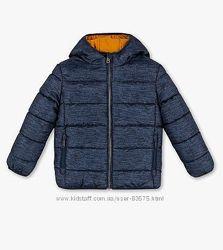 Теплая двухсторонняя курточка C&A