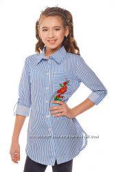 172856a4cdad Манишка Nancy M033983 ТМ Timbo 122-152 см, 130 грн. Детские рубашки ...