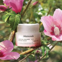Увлажняющий крем с керамидами Mamonde Moisture Сeramide Cream Hibiscus