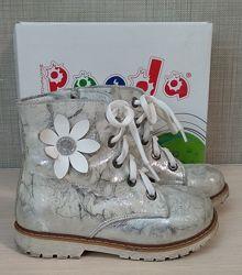 Ботинки ботиночки ортопедические фирмы PANDA ORTHOPEDIC для девочки