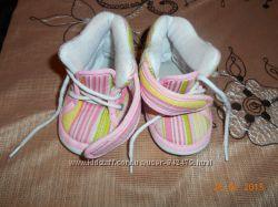 пинетки - кроссовочки для девочки Moters care кросовки на