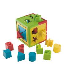 Развивающий куб сортер mothercare