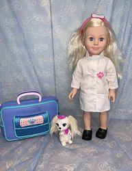 Кукла Ветеринар My Live cititoy американ герл