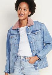 Куртка oldnavy размер S, на подкладке
