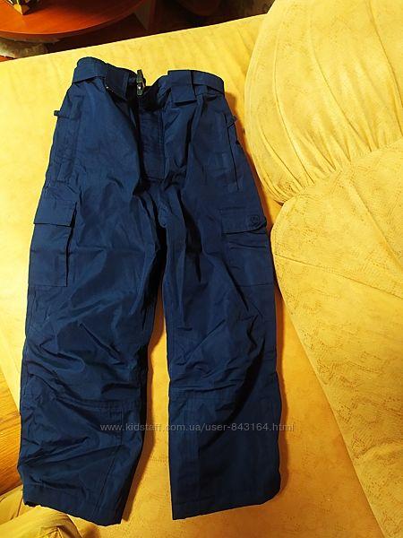 Зимние штаны на 5-6 лет