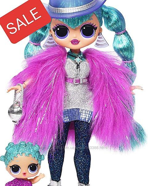 В наличии L. O. L. Surprise O. M. G. Winter Disco Cosmic Nova Fashion Doll