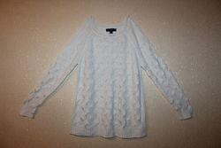 Красивый ажурный свитер Forever 21